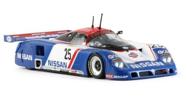 CA28D NISSAN R89C Le Mans 1989 01