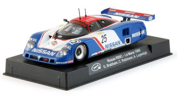 CA28D NISSAN R89C Le Mans 1989 02