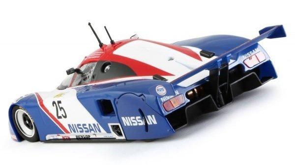 CA28D NISSAN R89C Le Mans 1989 04