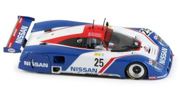 CA28D NISSAN R89C Le Mans 1989 05
