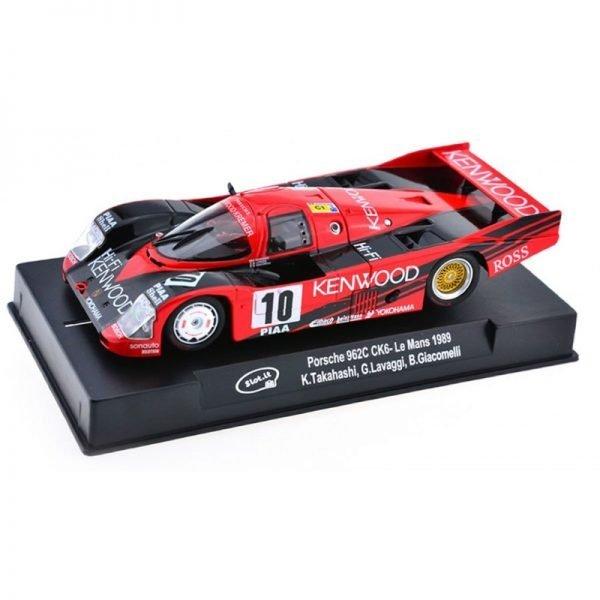 CA34c PORSCHE 962 C Le Mans 1989 03