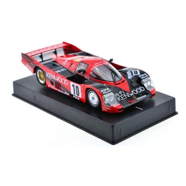 CA34c PORSCHE 962 C Le Mans 1989 06