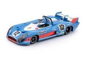 Slot.It SICA37B Matra-Simca MS 670B .n12 'Shell' 3rd Le Mans 1973