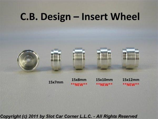 CB Design Insert Wheels
