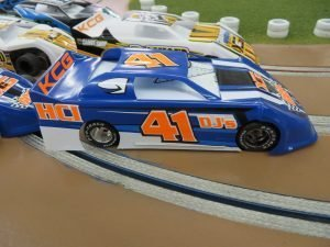 Dirt Oval Slot Cars