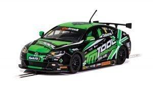 Scalextric C4143 MG6 NGTC BTCC 2019
