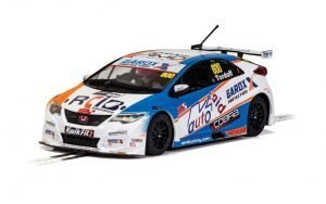Scalextric C4144 Honda Civic Type R BTCC 2019
