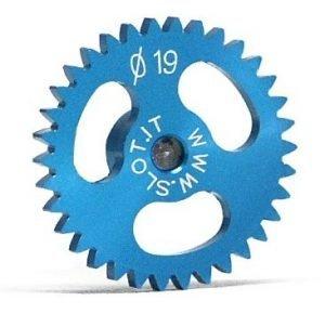 Slot.It SIGS1934 Gear, 34T, Sidewinder, ERGAL, 19mm, Light