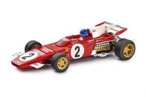 Policar PCAR05a Ferrari 312 B2 – #2 – Jacky Ickx – 1st Zandvoort GP 1971