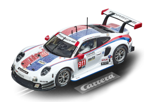 "Carrera 27621 Porsche 911 RSR ""Porsche GT Team, #911"" Brumos Tribute Evolution 132 20027621"