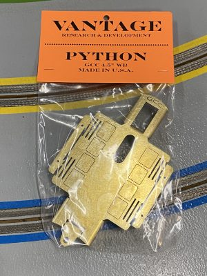 Vantage Python Brass 4.5″ Chassis