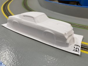 HS3 1/32 Camaro Hobby Stock Body