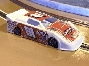 1/32 Dirt Oval Bodies