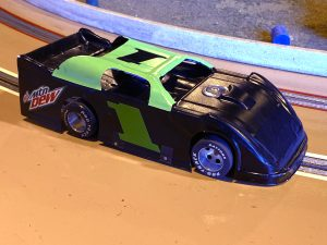 1/24 Dirt Oval Bodies