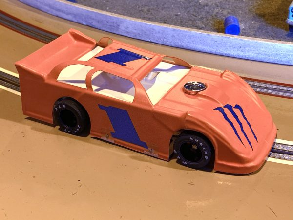 1/24 Dirt Late Model Body 25LM3