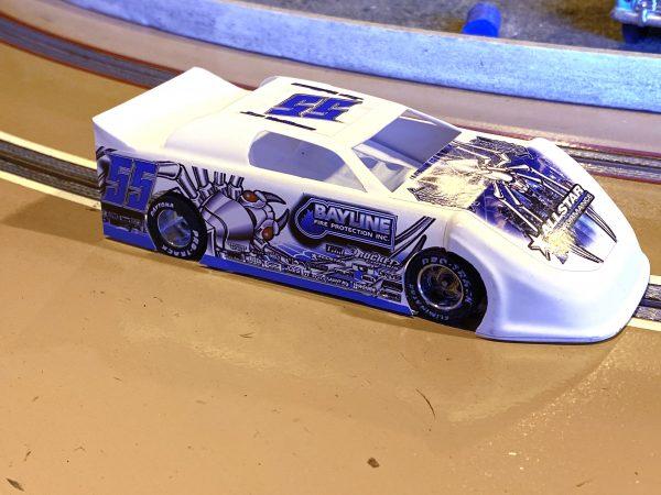 1/32 Dirt Late Model Body