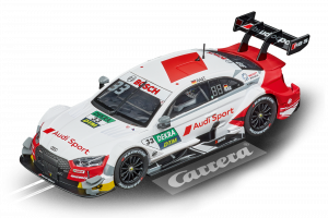 Carrera 27634 Audi RS 5 DTM R.Rast, No.33 White Evolution 132 20027634
