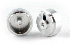 Slot.it SIW16508215A Aluminum Wheels Short Hubs 16.5×8.2×1.5mm