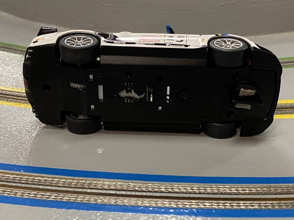 Scalextric C4173 Ford Mustang GT4 Multimatic British GT 2019