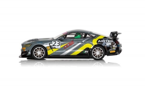Scalextric C4182 Ford Mustang GT4 Airtec British GT 2019