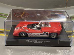 Thunderslot CA00304S/W McLaren M6B Oscar Koveleski Auto World Mosport 1969, #54