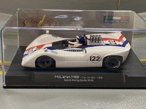 Thunderslot CA00305S/W McLaren M6B 1968 Can-Am Sports Racing Spyder #22