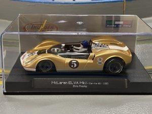 Thunderslot CA00403S/W McLaren Elva MK1 Can-Am Riverside 1965 Elvis Presley #5