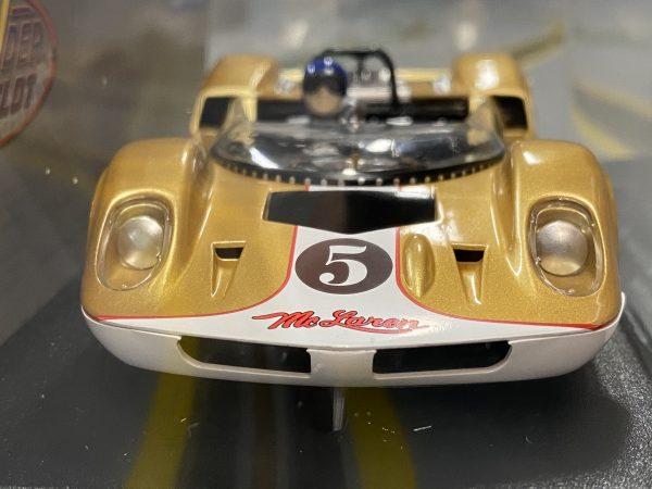 Thunder Slot CA00403S/W McLaren Elva MK1 Can-Am Riverside 1965 Elvis Presley #5