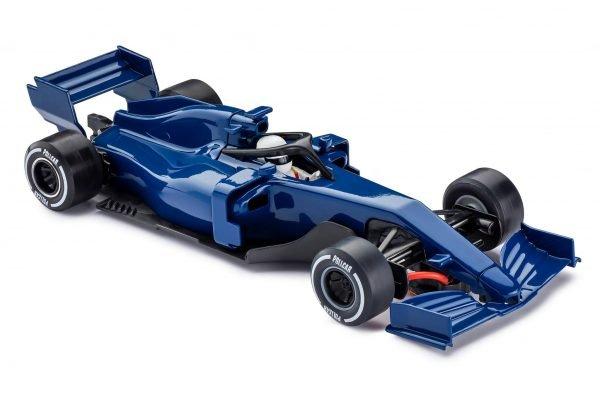 Policar PCAR07-BLUE Monoposto Generic Modern F1 Blue