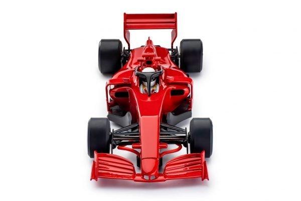 Policar PCAR07-RED Monoposto Generic Modern F1 Red