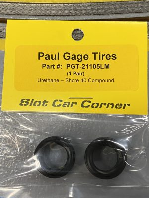 PGT-21105LM Paul Gage Urethane Tires, Firm Shore 40