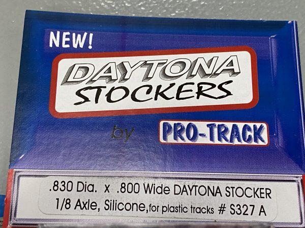 "Pro-Track S327A Daytona Stocker Silicone Coated .830"" x .800"" 1/8 Axle 327S"