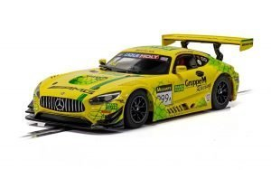 Scalextric C4075 Mercedes AMG GT3 Bathurst 12 Hours 2019 – Gruppe M Racing