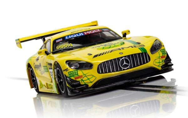Scalextric C4075 Mercedes AMG GT3 Bathurst 12 Hours 2019 - Gruppe M Racing