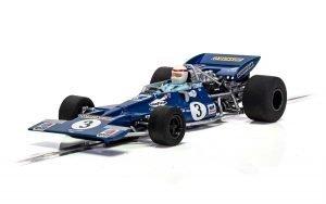 Scalextric C4161 Tyrrell 001 – 1970 Canadian Grand Prix – Jackie Stewart
