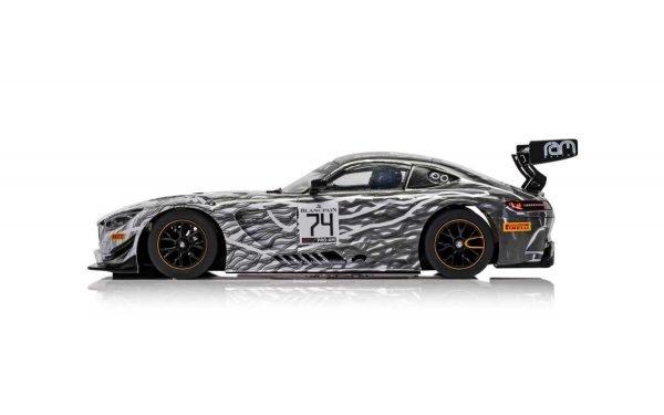 Scalextric C4162 Mercedes AMG GT3 Monza 2019 - RAM Racing