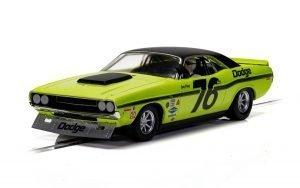 Scalextric C4164 Dodge Challenger – Sam Posey No.76