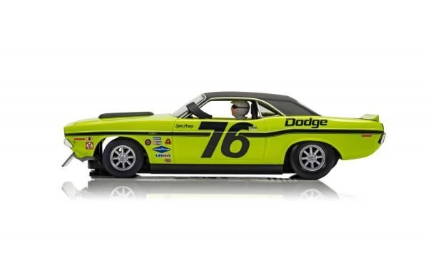 Scalextric C4164 Dodge Challenger - Sam Posey No.76