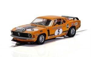 Scalextric C4176 Ford Mustang Boss 302 Cona Coffee – Martin Birrane