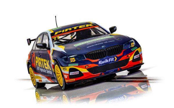 Scalextric C4194 BMW 330I M-Sport - Andrew Jordan BTCC 2019
