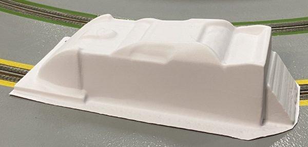 1/32 Dirt Late Model Slot Car Body