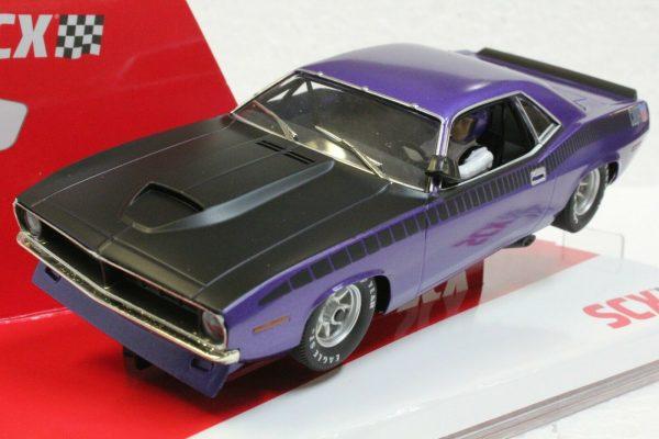 cuda purple 1