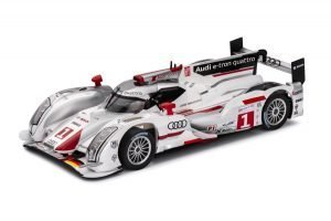 Slot.It SICW14 AUDI E-TRON QUATTRO 2012 – Winner Le Mans #1 CW14
