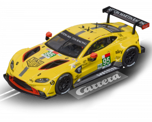 "Carrera 27631 Aston Martin Vantage GTE ""Aston Martin Racing, No.95"" Evolution 132 20027631"