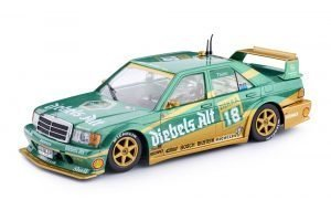Slot.It SICA44A Mercedes 190e DTM Diebels Alt #18 1st Zolder 1992