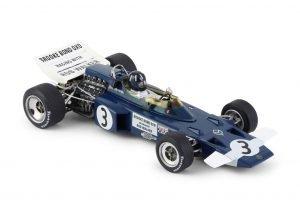 Policar PCAR02B Lotus 72 n.3 Graham Hill