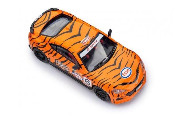 Policar PCT01B Toyota GT86 Esso Tiger Stripes No. 6