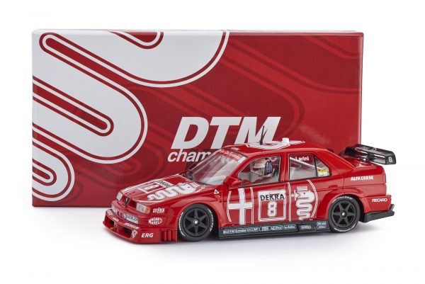 Slot.It SICW22 ALFA ROMEO 155 V6Ti DTM Winner 1993 #8 - Nicola Larini