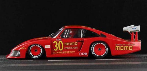 Racer Sideways Porsche 935/78-81 Moby Dick Momo IMSA SW24