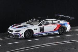 Racer Sideways BMW M6 GT3 Presentation, Frankfurt SWCAR03A